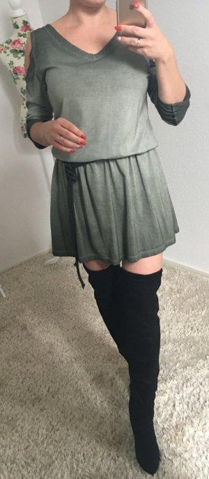 Kleid Coco mit Out Cuts an den Schultern