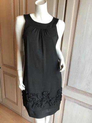 Kleid Comma Etuikleid 36 schwarz Retro Style Abiball Abendgarderobe Hochzeit