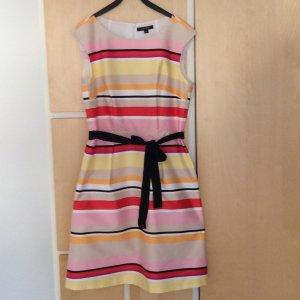Comma Sheath Dress multicolored polyester