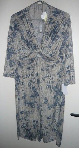 Copenhagen Luxe Stretch jurk veelkleurig Polyester