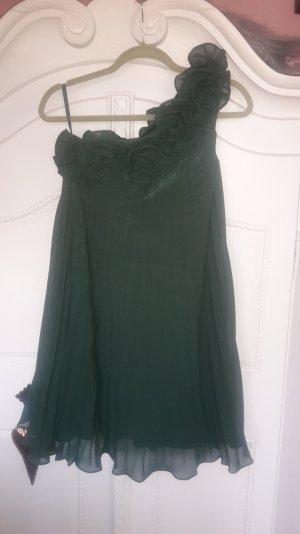 Kleid, Corsagenkleid, grün, Gr.34