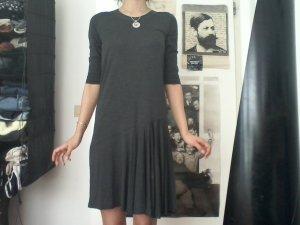 Kleid cos grau, Baumwolle, süß, luftig
