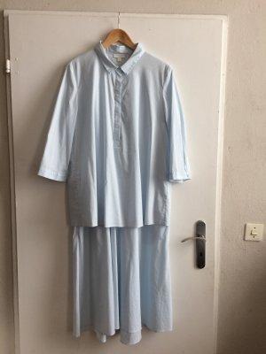 Kleid COS hellblau 2 lagig