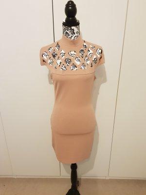 Kleid cut out Gr. S Altrosa Cut out