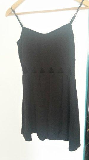 Kleid Cut Out Kurz Sommer Blogger