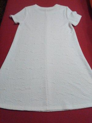 Reserved A-lijn jurk wit