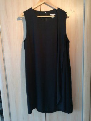 H&M Chiffon Dress black