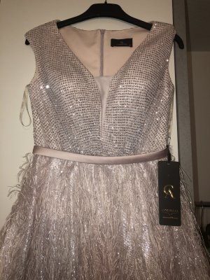 Charisma Ball Dress pink-rose-gold-coloured