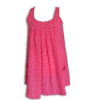 Kleid, Damen-Kleid, Sommer-Kleid, pink, Größe 38, Neu