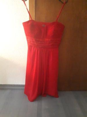 Kleid Damenkleid Kleid rot Kleider