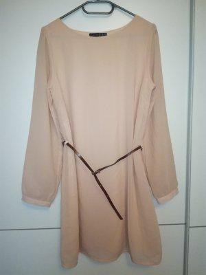 Primark Chiffon jurk rosé
