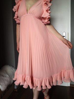 Asos Midi Dress pink