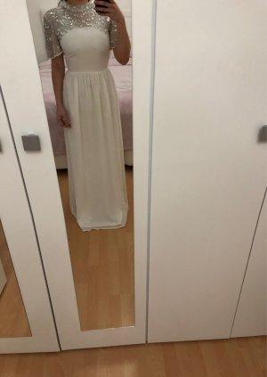 Asos Robe de soirée blanc