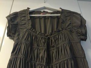Kleid der Marke Saint Tropez in taupe, wie neu!