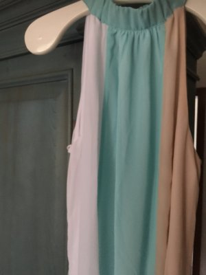 Buffalo London Halter Dress multicolored viscose