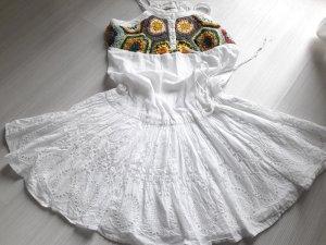 Kleid Desigual Hippie Ibiza Boho Festival Sommer Ethno Indie