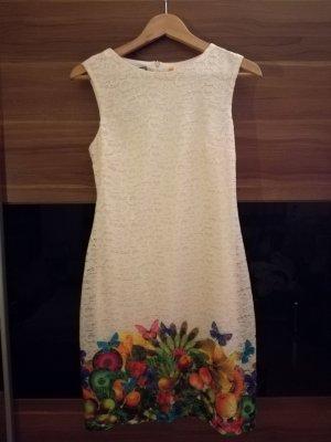 Kleid Desigual weiß Größe 36