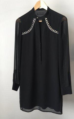 Kleid DIESEL BLACK GOLD, Langarm, schwarz