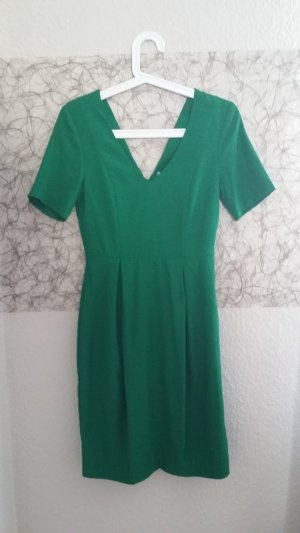 Kleid dunkel Grün