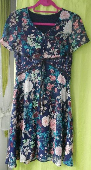 Kleid dunkelblau