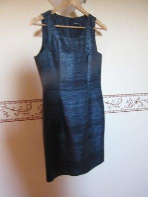 Kleid dunkelblau, Gr.36