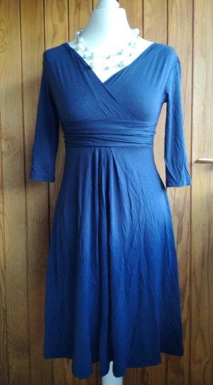 Kleid dunkelblau Gr. S/M