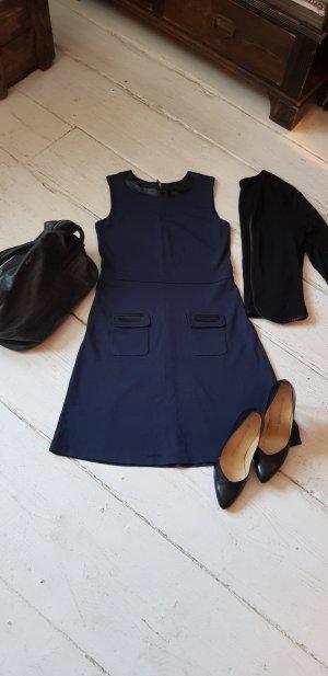 Kleid dunkelblau M