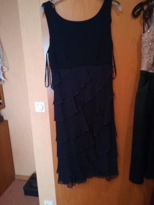 Kleid dunkelblau SWING
