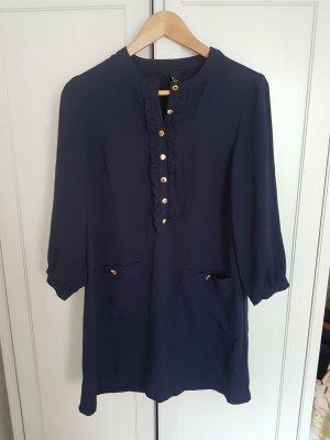 Kleid dunkelblau ,vintage