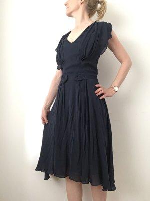 Kleid dunkelblau von Comptoir de Cottonier