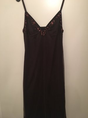 H&M Mini Dress dark brown