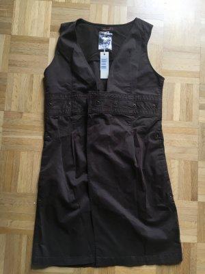 Kleid dunkelbraun von Diesel