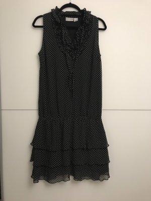 b.p.c. Bonprix Collection Mini Dress black-white