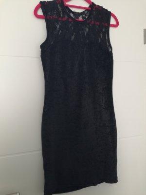 Ann Christine Mini vestido negro