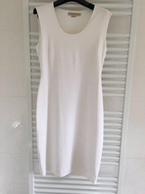 Pencil Dress white mixture fibre
