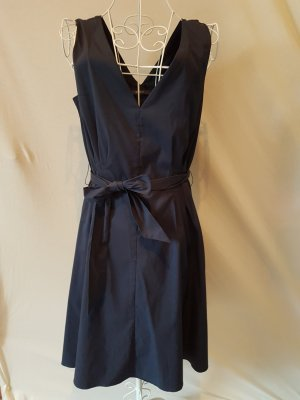 Kleid Esprit, dunkelblau, Gr. 40