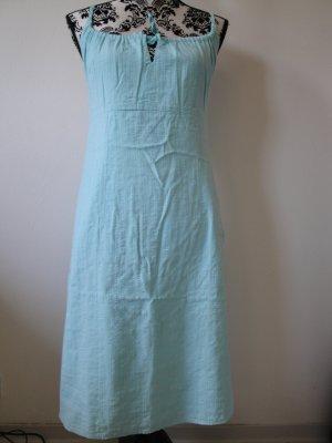 Kleid * Esprit * hell blau* schmale Träger