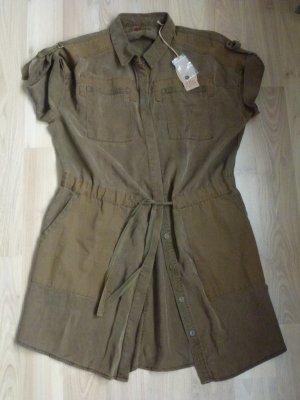 Kleid Esprit Neu mit Etikett grün khaki olive Military Gr. 36