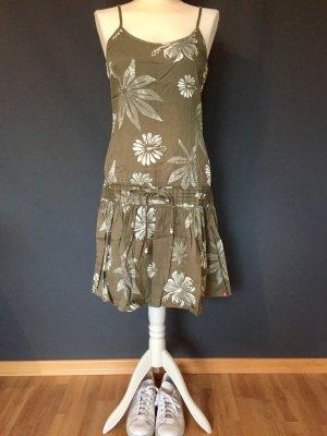 Kleid Esprit Sommer oliv