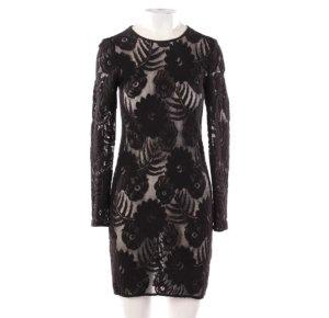 Kleid etui von Kaviar Gauche gr. 36 Wolle