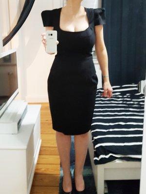 Kleid Etuikleid French Connection schwarz 38