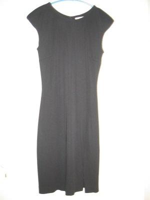 Kleid Etuikleid kurz Gr. 36 schwarz MANGO