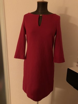 Kleid Etuikleid Stretchig Gr 36 S von Hallhuber in pink