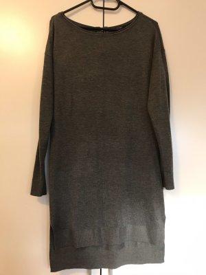 Esmara Sweaterjurk grijs