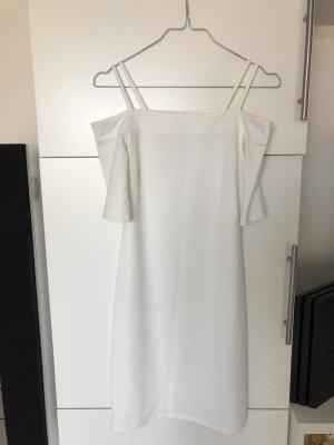 H&M Vestido strapless multicolor