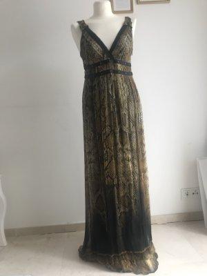 Ana Alcazar Maxi abito bronzo