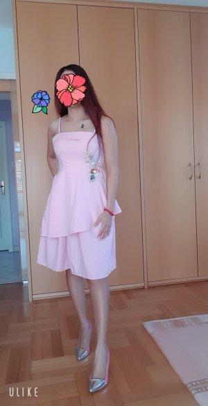 100% Fashion Abito felpa rosa chiaro