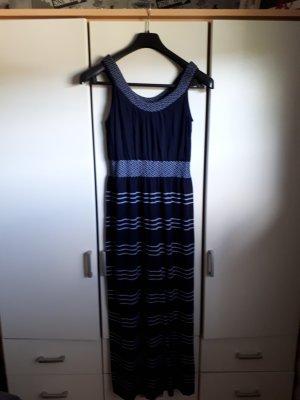 Atmosphere Off-The-Shoulder Dress blue