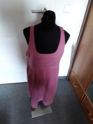 Kleid - Falten - Altrosa - H&M - Größe XL