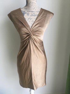 Kleid, Farbe gold Neu Größe XS